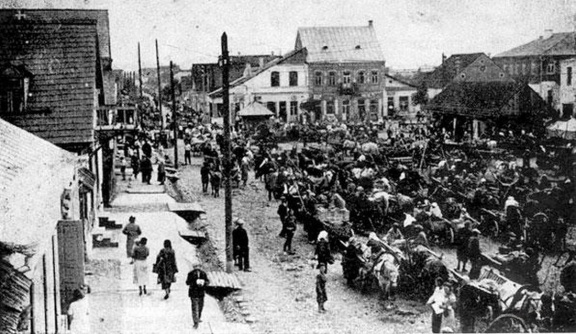 Рынок, 1905-1915 гг.