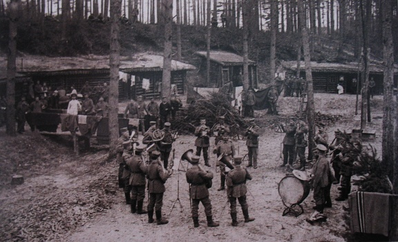 сМОРГОНЬ МУЗЫКАЛЬНАЯ ПЛОЩАКА 1916