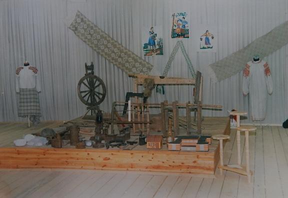 Музей в средней школе №6